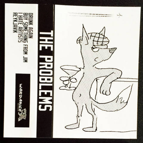 THE PROBLEMS drunk again DEMO TAPE