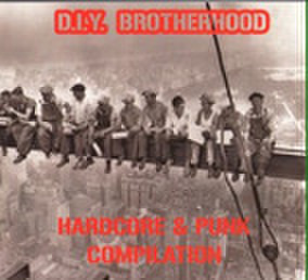 V.A D.I.Y. BROTHERHOOD CD
