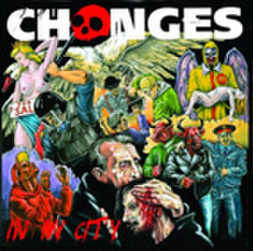 CHANGES in my city CD