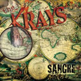 THE KRAYS sangre CD