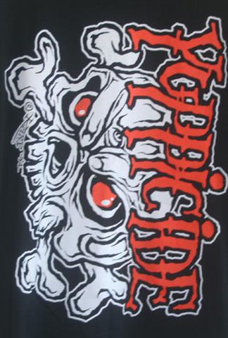 YUPPICIDE skull T-shirts