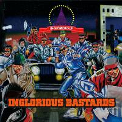 INGLORIOUS BASTARDS inglorious lp CD