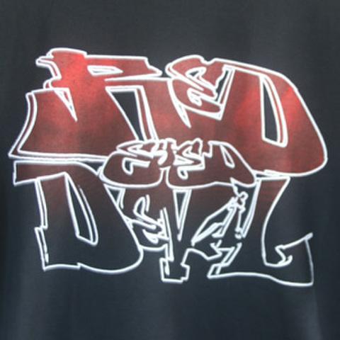 RED EYED DEVIL grafflogo T-shirts