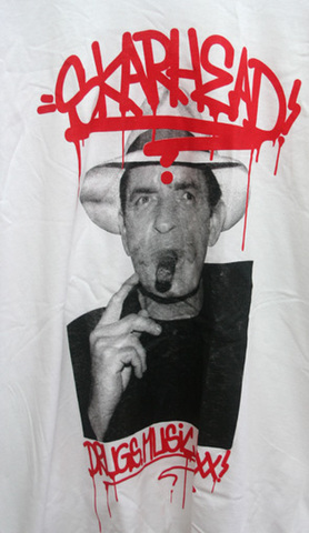 SKARHEAD god save the sheen T-shirts