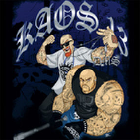 KAOS 13 street warriors CD