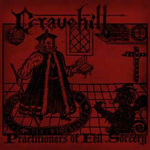 GRAVEHILL practitioners of fell sorcery 12inch
