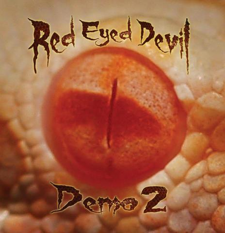 RED EYED DEVIL demo 2 CD