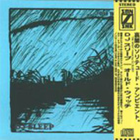 DJ SLEEP old witch CD-R