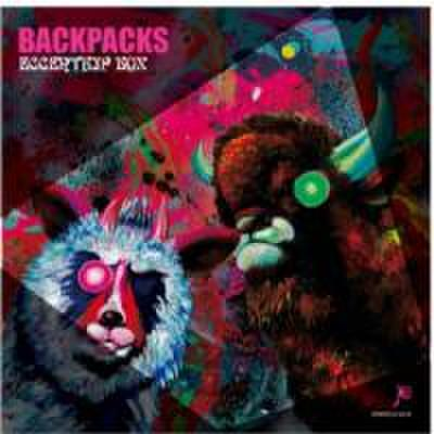 BACKPACKS eccentric box MIX CD-R