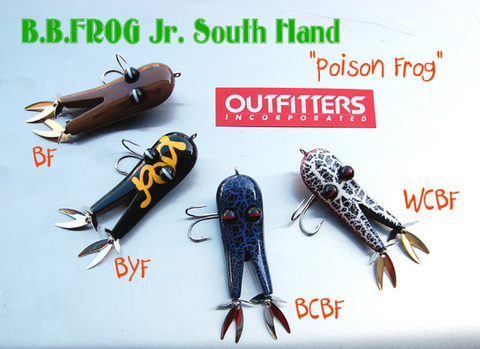 B.B.FROG Jr South Hand SPECIAL