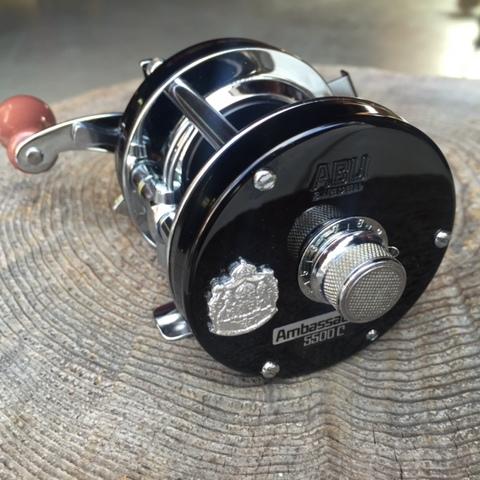 カスタムアンバサダー5500C BLACK