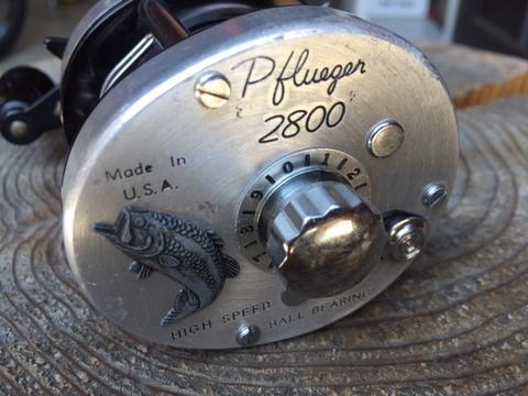 Pflueger 2800