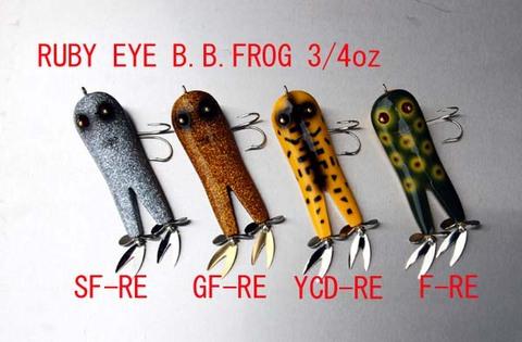 RUBY EYE B.B.FROG