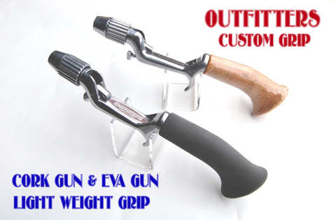 CUSTOM GRIP CORK&EVA GUN GRIP