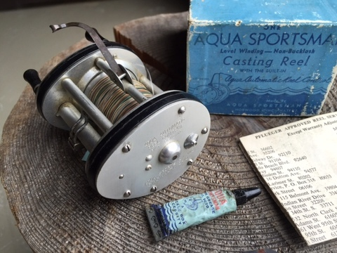 Aqua Sportsman Direct Reel