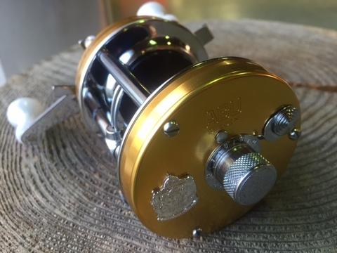 カスタムアンバサダー6500C DEEP GOLD