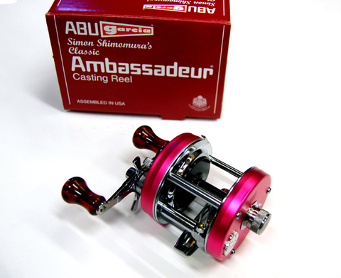 Factory Outlet Ambassadeur 5500C PINK