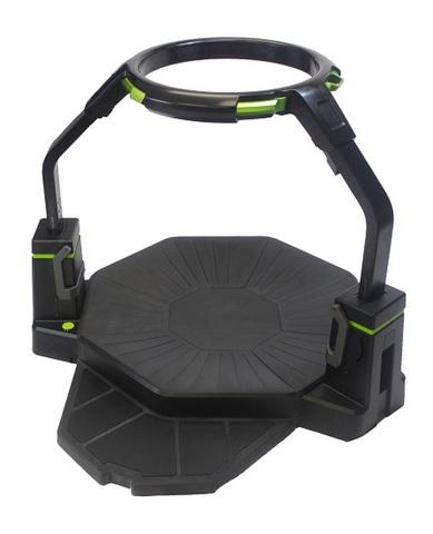 【並行輸入版】米Virtuix社製歩行型VRデバイス「Virtuix Omni」