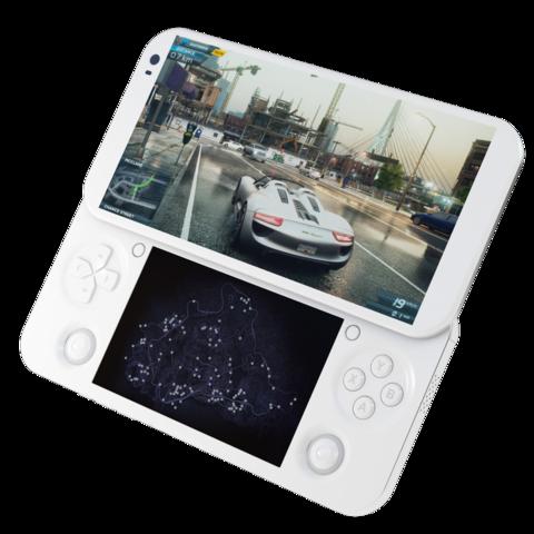 米PGS Lab社製オンラインゲーム携帯ゲーム機「PGS Lite」