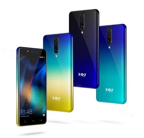 5.5インチ最安LTE/4Gスマホ「XGODY K20日本語版」