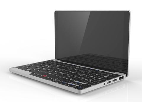 深センGPD technology社製ウルトラモバイルPC「GPD Pocket」