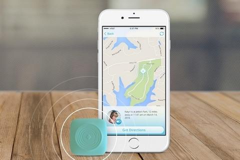 米Ping社製GPSトラッカー「Ping」