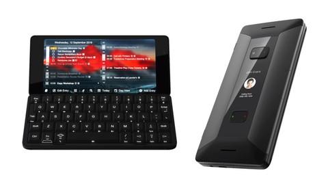 英Planet Computers社製PDA「Cosmo Communicator日本語キーボード版」