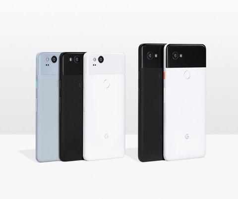 Google社製スマートフォン「Pixel 2」/「Pixel 2 XL」