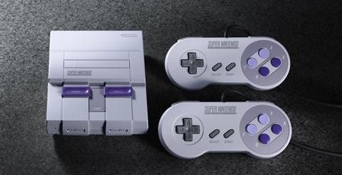 欧米任天堂製家庭用ゲーム機「Super NES Classic Edition」