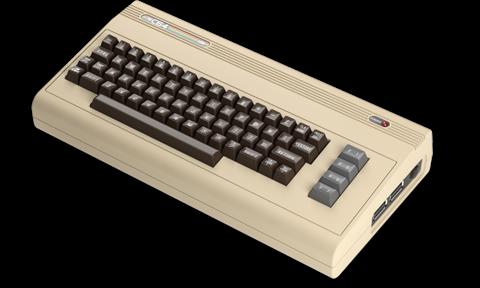 コモドール64ミニ「THEC64 Mini」