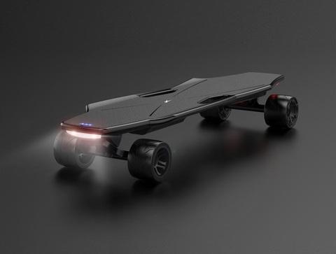 電動スケートボード「StarkBoard」