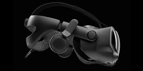 新型VRヘッドセット「VALVE Index」