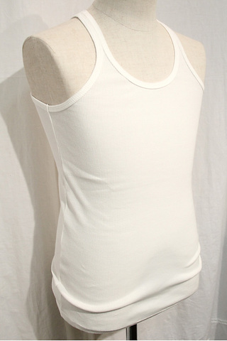 GLAD HAND-05 TANK TOP WHT