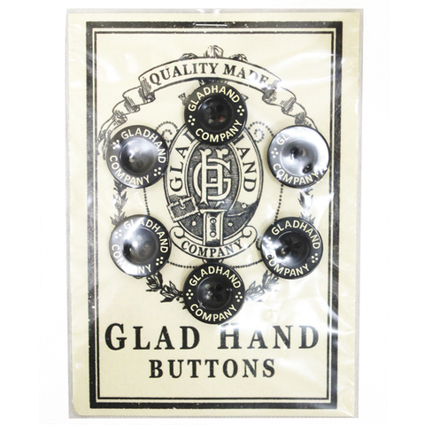 GLADHAND BUTTONS BLK