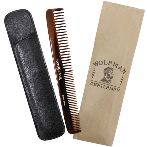 WOLFMAN-HAND MADE COMB LONG
