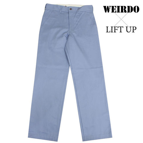 weirdo17AW13 LIFT UP  W&L PantsSAX