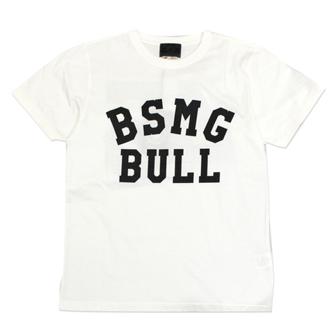 BSMG BULL 18SS15 BSMG GAME_T_SH
