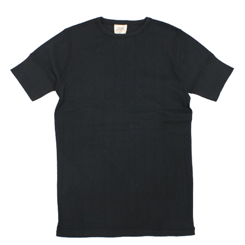 GLAD HAND-22 DROP STITCH S/STee BLK