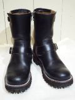 SLOWWEAR 95H ENGINEERBOOTS BLK
