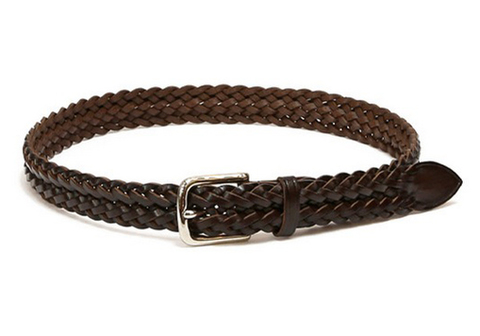 P2274-BELT-DARK BROWN