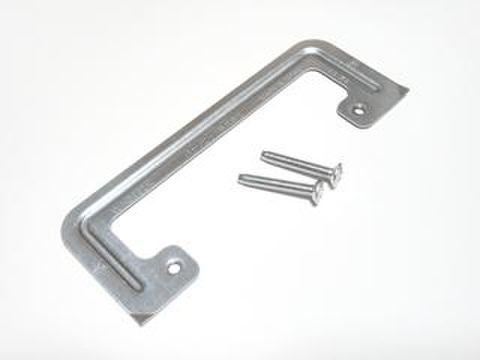 パナソニック電工 石膏ボード 用C型はさみ金具(12mm以下)WN3992K(ビス2本付) 1セット単位