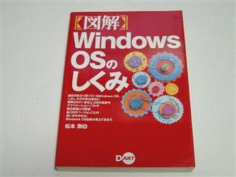 図解 WindowsOSのしくみ / 松本 剛