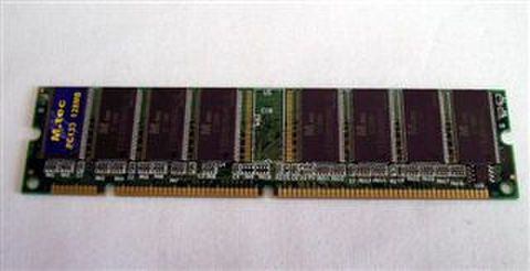 [メモリー]PC133 128MB SD-RAM (168Pin M-tec)