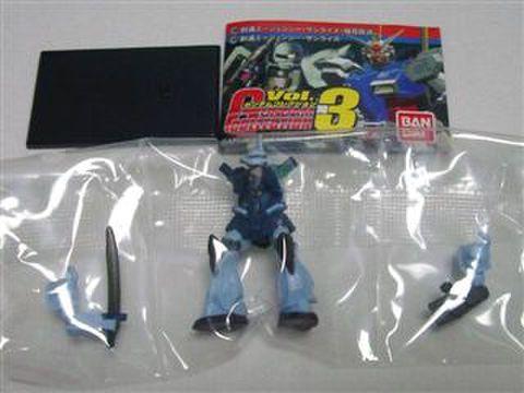 ガンダムコレクション3 グフ・カスタム(3連ガトリングガン)