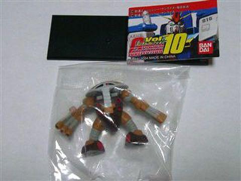 ガンダムコレクション10 ジュアッグ(三連装ロケットランチャー)
