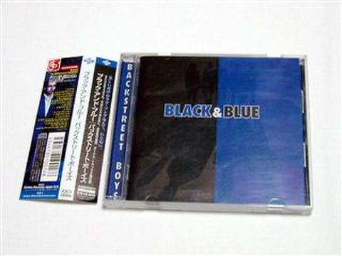 BLACK&BLUE / バックストリート・ボーイズ