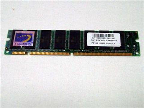 [メモリー]PC133 128MB SDRAM (168Pin DIMM ノーブランド)