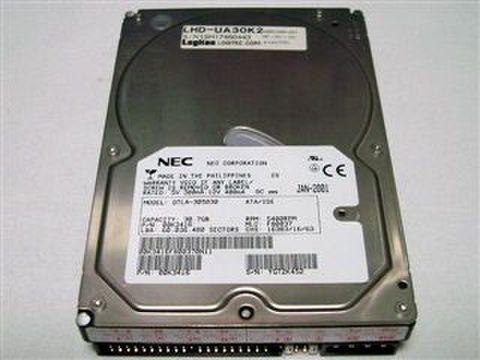 [HDD]3.5インチ 内蔵ハードディスク(IDE) 30GB