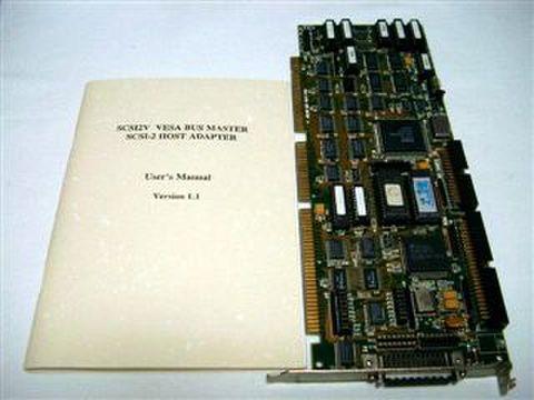 SCSIカード SCSI-2V