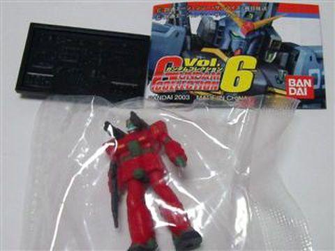 ガンダムコレクション6 量産型ガンキャノン 01